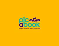 Pic'aBook - Identidade Visual