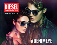 New collection #Denimeye site for press.