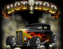 Hot Rod Illustrations