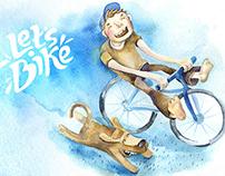 Let's bike!