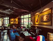 Menu-Movie Coffee in SHANGHAI