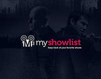 myshowlist.com