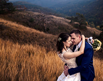 WEDDING PORTRAIT BY KAMIL AND SIMONA