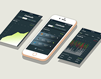 Cryptocurrency Management App UI Kit for Andoird & iOS
