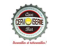 Caves et Bars à Bières LA CERVOISERIE