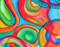 New Year Swirl