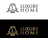 Logotype Luxury Home / Branding