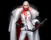 Mercury: Blade