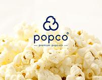 Popco Branding