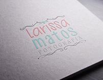Larissa Matos - Identidade Visual