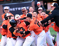 Oregon State Tops Early College Baseball Rankings