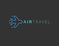 AIRTRAVEL - Airline App Design