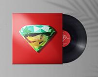 Vinyl Record Album Mock-Ups Vol.2