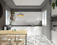 Cocina by EstudioTJ (Images)