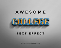 Free Text Effect