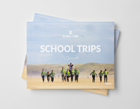 Ticket to Ride School Trips Brochure