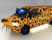 Cheetos Van
