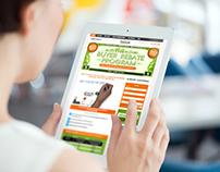 Buyers Rebate Program Website