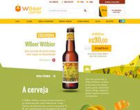 Campanha WBeer Witbier