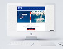 Sitio Web - Rac Ingeniería