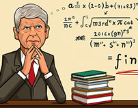 Arsene Wenger 's last equation