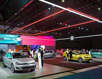 Volkswagen @ Brussels Motor Show 2020