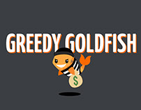 Greedy Goldfish - Mobile App Game