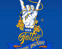 Visa Tattoo