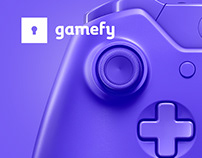 gamefy — the brand
