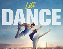 LET'S DANCE - Official Poster