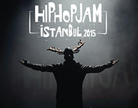 HIPHOPJAM ISTANBUL 2015