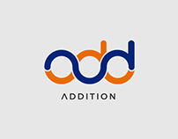 Addition - brand identity