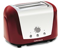 Morphy Richards Toaster - Commercial Illustration