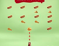 What a Burger-Kanas Ketchup