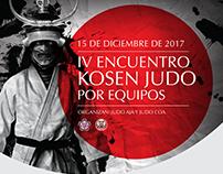 Torneo de Kosen Judo 2017