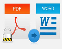 Phần mềm chuyển pdf sang word không lỗi font miễn phí