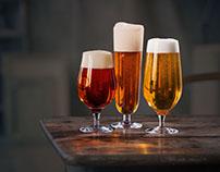 Orrefors - Beer