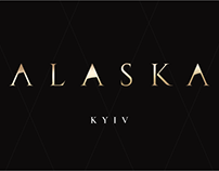 A L A S K A Kyiv — Restaurant Website