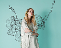 'Flower power' for CABINET de L'ART