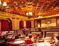 Restaurant Interior Photography (New Delhi)