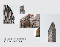 10 Architecture Photos Pack Vol.3