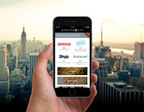 Dispatch City - Find on-demand services in your city.