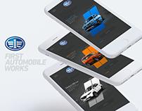 Concept App Faw Automobile