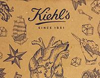 Kiehl's - Packaging