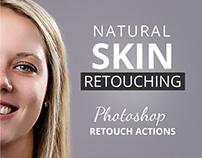 Photoshop Skin Retouching Actions