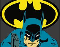 Referência - Batman Year Two