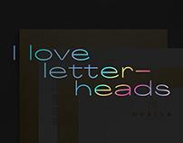 I Love Lettereads
