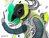 CREATURES illustration