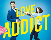 LOVE ADDICT - Official poster