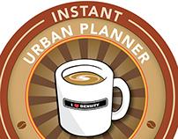 Instant Urban Planner T Shirt